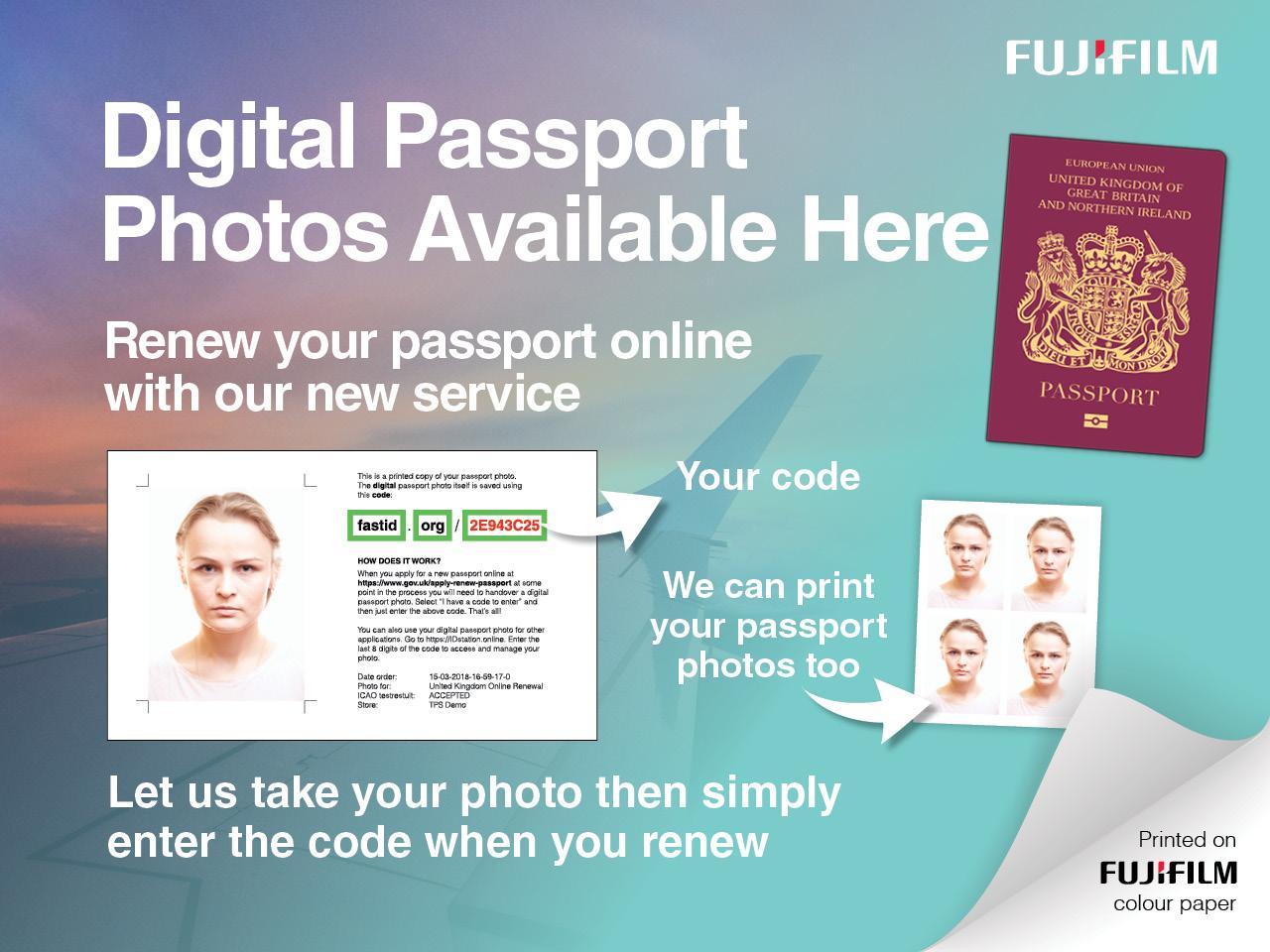 passport & ID service