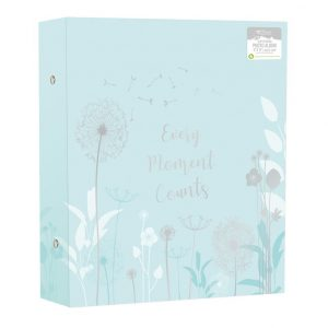 Every Moment Counts Ring Binder Keepsake 4×6 500pht