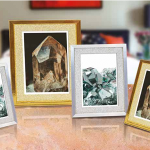 Chic Silver Frame 7x5in