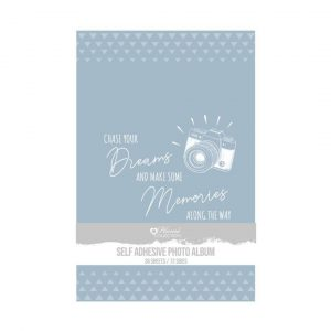 Chase Your Dreams Self Adhesive Album