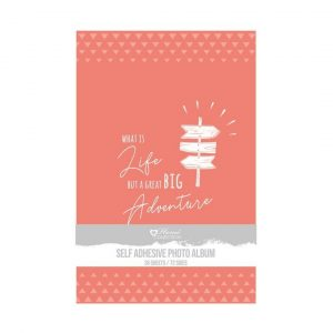 Big Adventure Self Adhesive Album