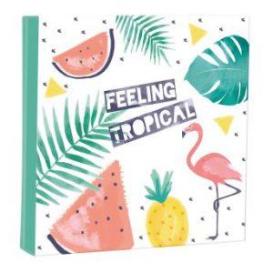 Tropical 6×4 Album 200 Photos