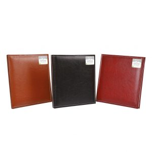Leather Look Slip-in 5″x7″ (80) Memo
