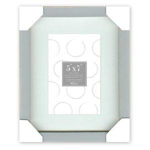 Valencia Grey Glass Front