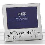 Satin Silver Occasion Frame Friend 5×3