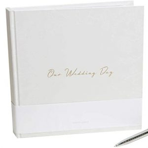 AMORE BY JULIANA OUR WEDDING DAY PHOTO ALBUM 5″ X 7″ 50 PG